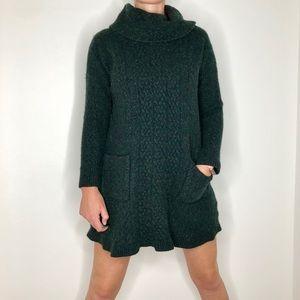 Anthropologie Sparrow Merino Wool Tunic